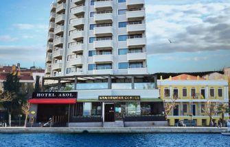 New Year in Hotel Akol**** Canakkale