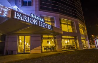 New Year in Parion Hotel*****Canakkale