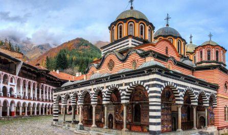 Rila Monastery, Melnik, Rozhen Monastery, Zlatolist-Reverend Stoyna village, Rupite, Arbanassi